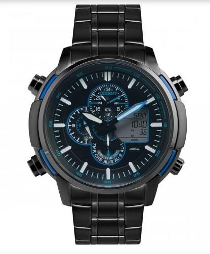 Relógio Orient Masculino - MPSSA003 PDPX  - Dumont Online - Joias e Relógios