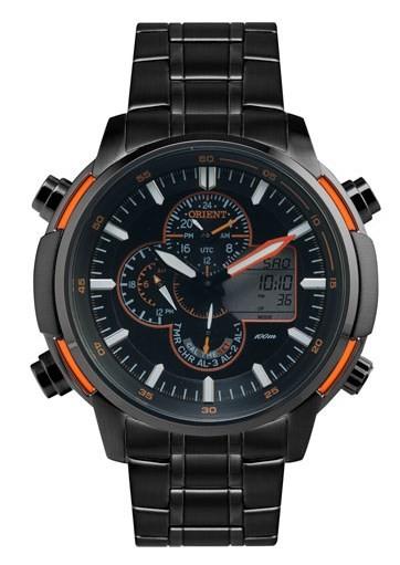 Relógio Masculino Orient - MPSSA004 POPX  - Dumont Online - Joias e Relógios