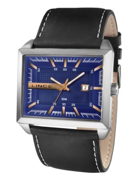 Relógio Lince Masculino - MQC4267S  - Dumont Online - Joias e Relógios