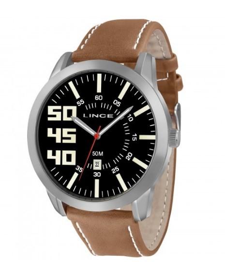 Relógio Lince Masculino - MRC4332S P2MB  - Dumont Online - Joias e Relógios