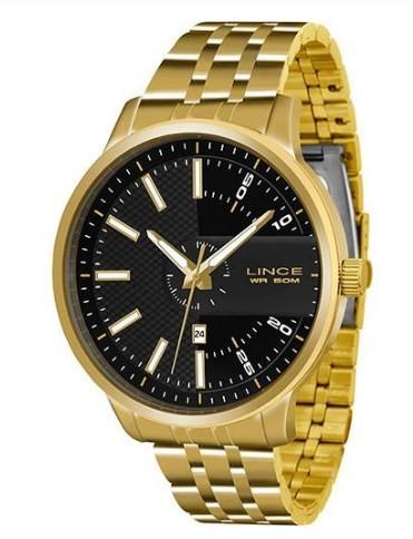 Relógio Lince Masculino - MRGH019S P2KX  - Dumont Online - Joias e Relógios