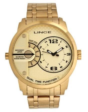 Relógio Lince Masculino - MRGH049S D2KX  - Dumont Online - Joias e Relógios