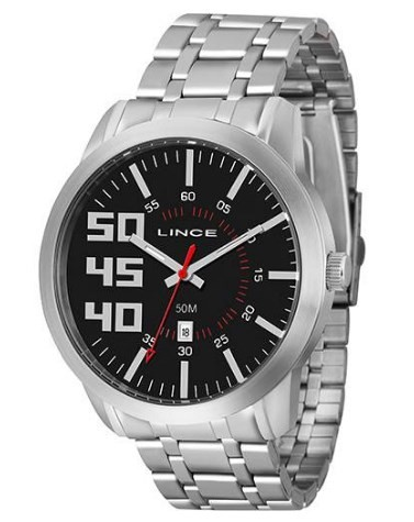 Relógio Lince Masculino - MRM4269S P2SX  - Dumont Online - Joias e Relógios