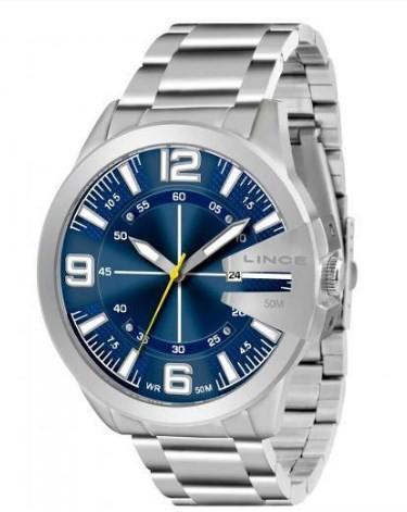 Relógio Lince Masculino - MRM4333S D2SX  - Dumont Online - Joias e Relógios
