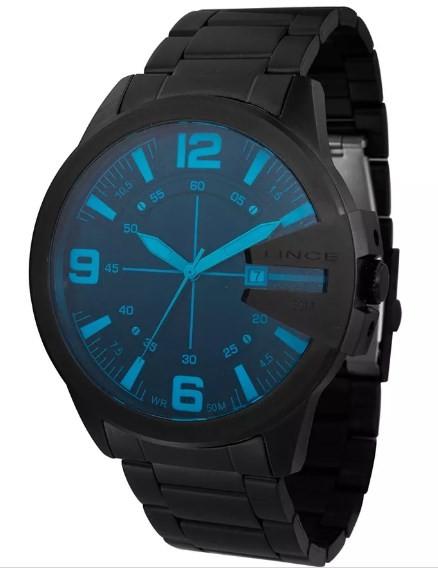 Relógio Lince Masculino - MRN4485S P2PX  - Dumont Online - Joias e Relógios
