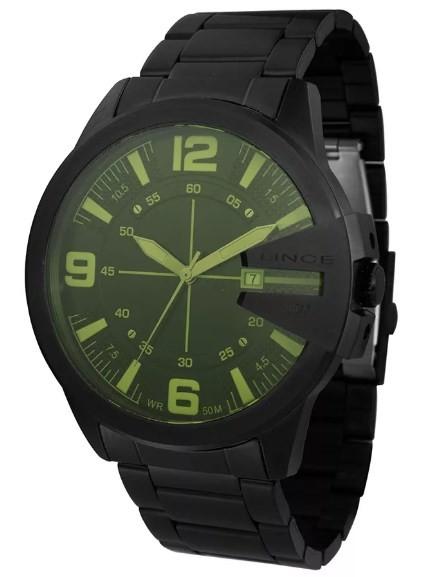 Relógio Lince Masculino - MRN4486S P2PX  - Dumont Online - Joias e Relógios