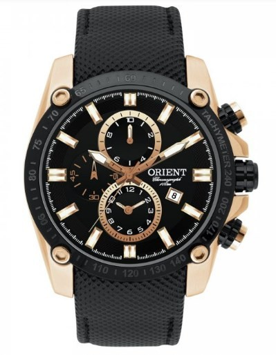 Relógio Masculino Orient - MRSCC003  - Dumont Online - Joias e Relógios