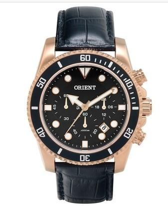 Relógio Masculino Orient - MRSCC006 P2PX  - Dumont Online - Joias e Relógios