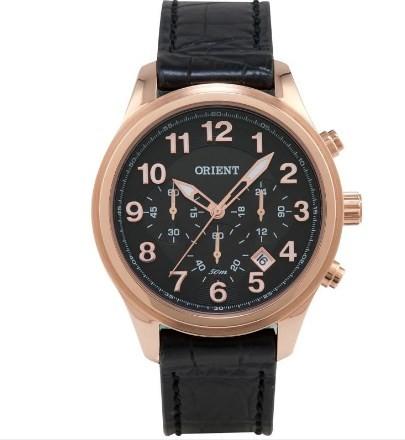 Relógio Masculino Orient - MRSCC007 P2PX  - Dumont Online - Joias e Relógios