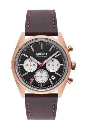 Relógio Masculino Orient - MRSCC016  - Dumont Online - Joias e Relógios
