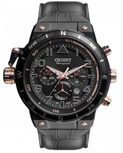 Relógio Orient Masculino - MTSCC021 P2PX  - Dumont Online - Joias e Relógios