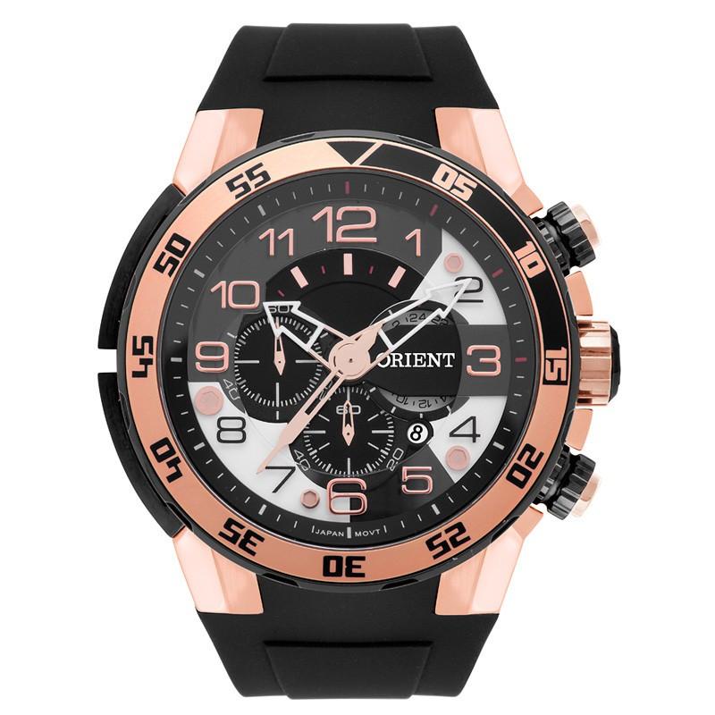 Relógio Orient Masculino - MTSPC007  - Dumont Online - Joias e Relógios