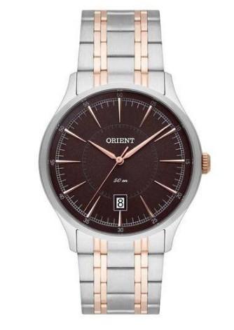 Relógio Orient Masculino - MTSS1092 M1SR  - Dumont Online - Joias e Relógios