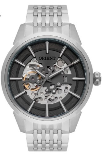Relógio Orient Masculino - NH7SS001  - Dumont Online - Joias e Relógios