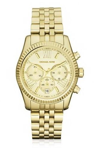Relógio Michael Kors Feminino - OMK5556/Z  - Dumont Online - Joias e Relógios