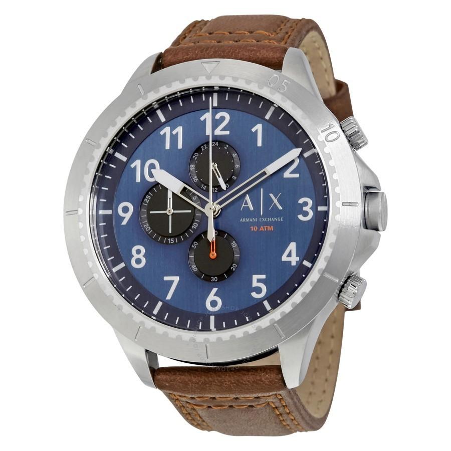 Relógio Armani Exchange Masculino - AX1760/0AN  - Dumont Online - Joias e Relógios