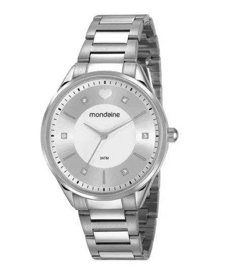5811d8b6236 Relógio Mondaine Feminino Dourado - 53657LPMVDE1 - Dumont Online ...
