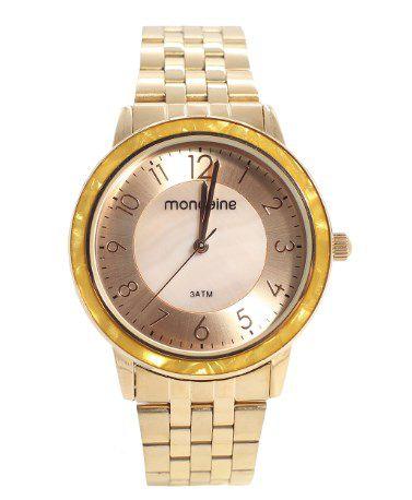 b25f1771a1b Relógio Feminino Mondaine - 53658LPMVPE3 - Dumont Online - Joias e Relógios