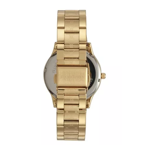 Relógio Feminino Mondaine - 53662LPMVDE1  - Dumont Online - Joias e Relógios