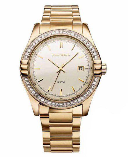 Relógio Feminino Technos - 2315HR/4X  - Dumont Online - Joias e Relógios