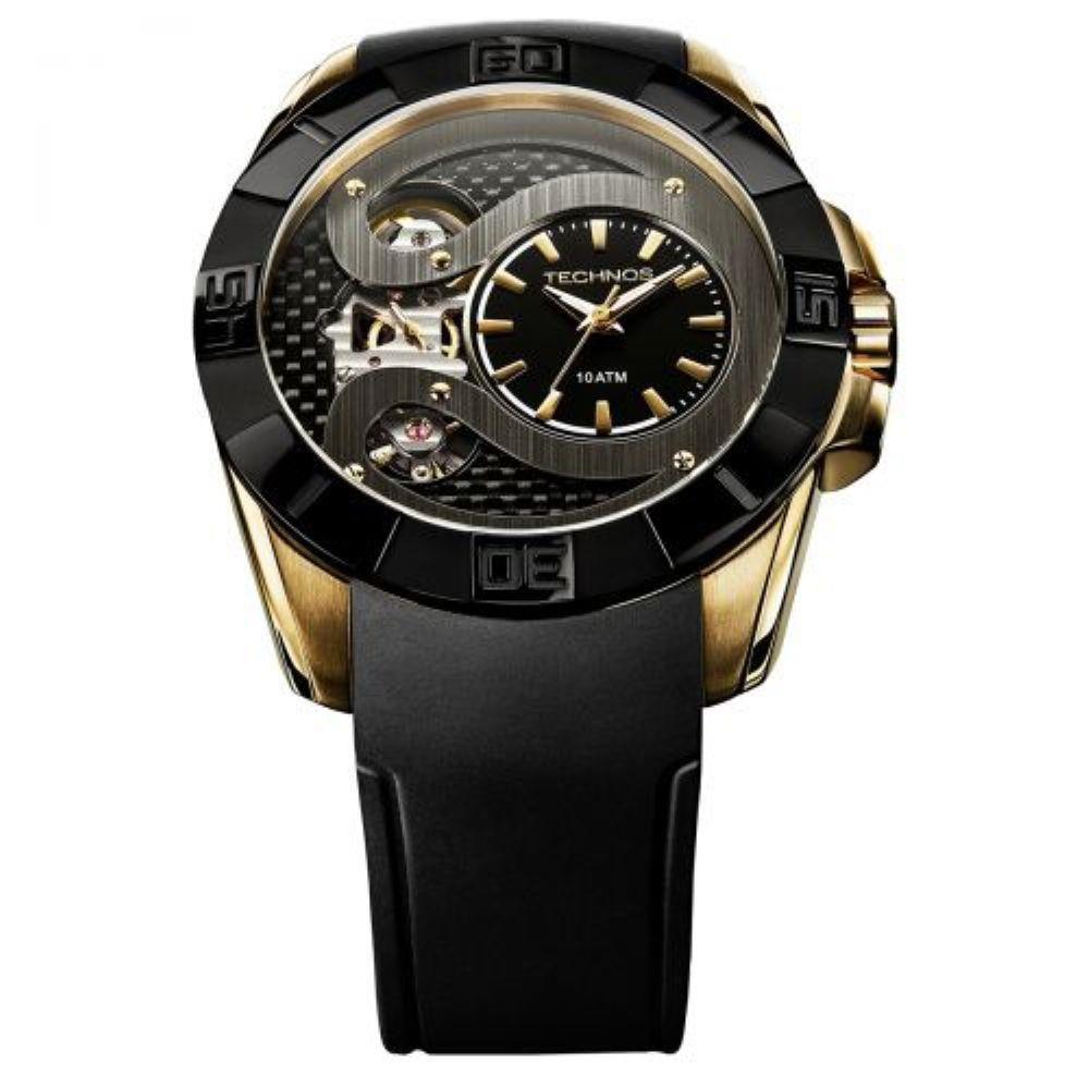 Relógio Masculino Lendas do Podium Technos  - 2039AR/8P  - Dumont Online - Joias e Relógios