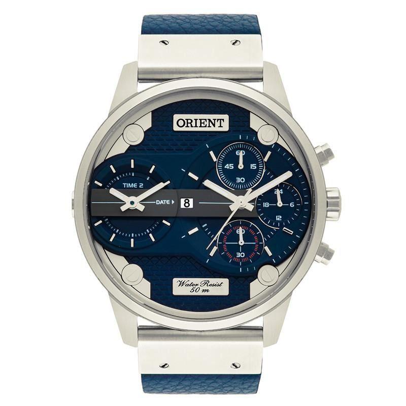 Relógio Orient Masculino - MBSCT002 D1DX  - Dumont Online - Joias e Relógios