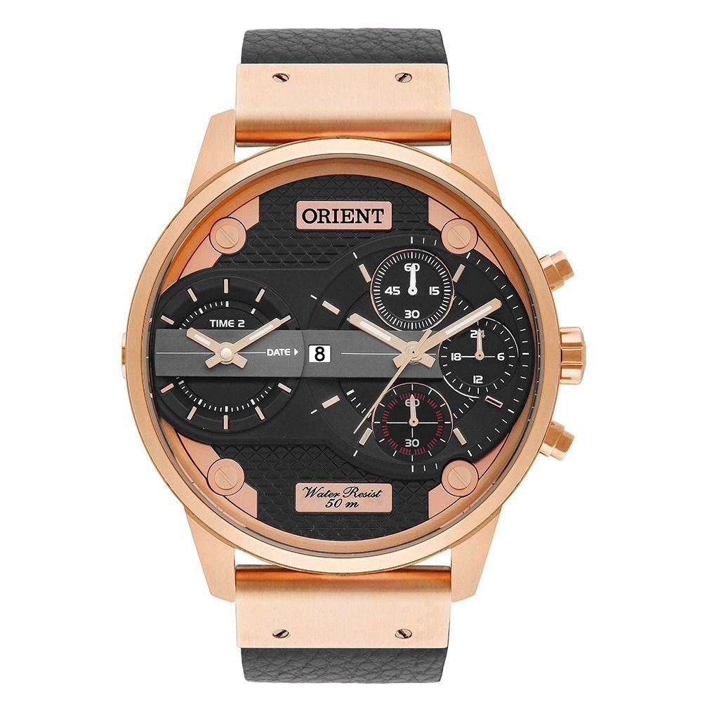 Relógio Orient Masculino - MRSCT001 P1PX  - Dumont Online - Joias e Relógios