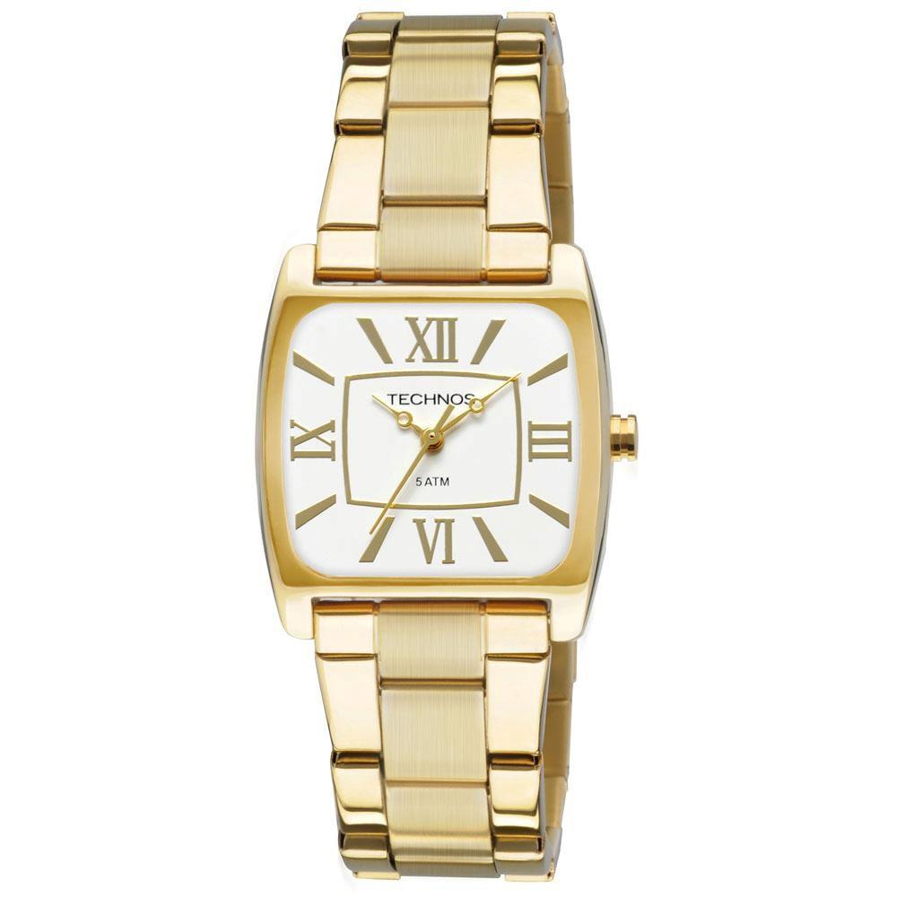 Relógio Technos Feminino -  2035IIC/4B  - Dumont Online - Joias e Relógios