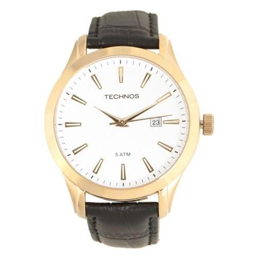 Relógio Technos Masculino - 2115UC/2B  - Dumont Online - Joias e Relógios