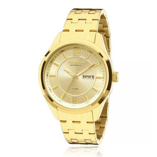 Relógio Technos Masculino - 8205NK/4X  - Dumont Online - Joias e Relógios