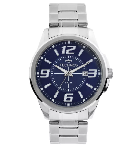 Relógio Technos Performance Racer - 2115KZZ/1A  - Dumont Online - Joias e Relógios