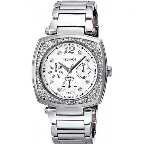 Rlógio Feminino Technos - 6P29FE/3K   - Dumont Online - Joias e Relógios