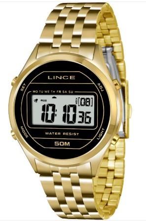 Relógio Lince Feminino - SDPH021L BXKX  - Dumont Online - Joias e Relógios