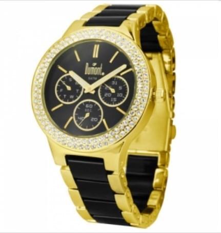Relógio Dumont Feminino - SP68202P  - Dumont Online - Joias e Relógios