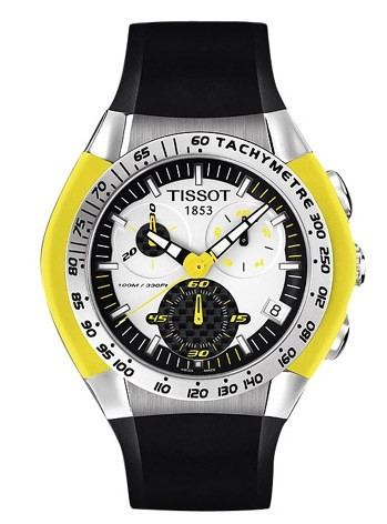 523555fdd48 Relógio Tissot T-Tracx 100m Crono Vidro de Safira - T0104171703103 - Dumont  Online - Joias e Relógios