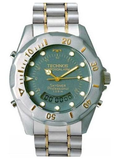 Relógio Technos Masculino - T20557/8C  - Dumont Online - Joias e Relógios