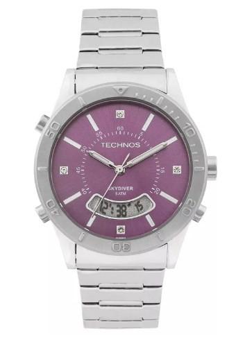 Relógio Feminino Technos - T205FR/1G  - Dumont Online - Joias e Relógios