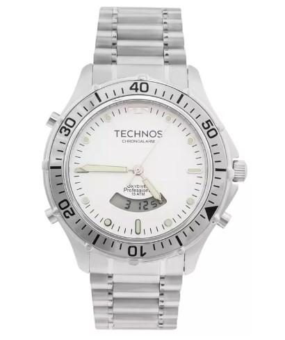 Relógio Masculino Technos - T205IW/1P   - Dumont Online - Joias e Relógios