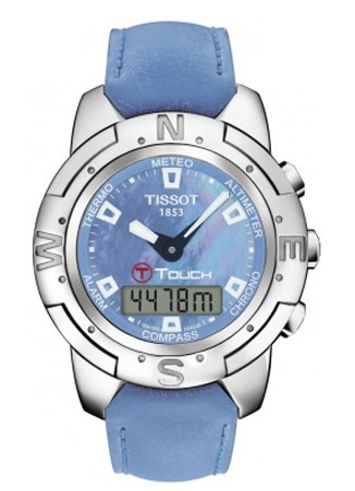 261e2fe2b51 Relógio Tissot T-Touch - T33763881 - Dumont Online - Joias e Relógios