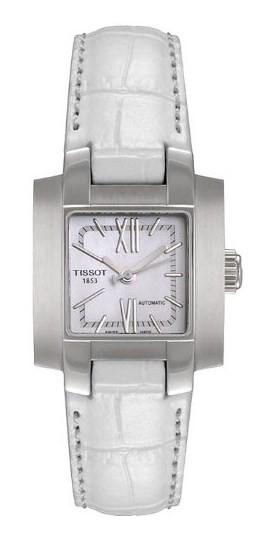25f34baa4db Relógio Tissot Automático Feminino - T60125963 - Dumont Online - Joias e  Relógios