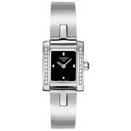 Relógio Tissot T3 com Diamantes - T62119551  - Dumont Online - Joias e Relógios