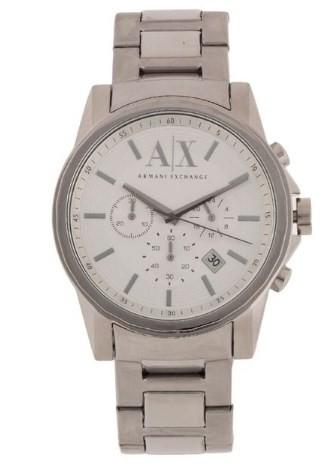 Relógio Armani Exchange Masculino - UAX2058/Z  - Dumont Online - Joias e Relógios