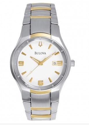 Relógio Bulova Masculino - WB21132B  - Dumont Online - Joias e Relógios