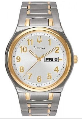 Relógio Bulova Masculino - WB21196S  - Dumont Online - Joias e Relógios