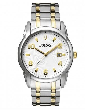 Relógio Bulova Masculino - WB21294B  - Dumont Online - Joias e Relógios