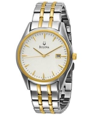 Relógio Bulova Masculino - WB21445S  - Dumont Online - Joias e Relógios
