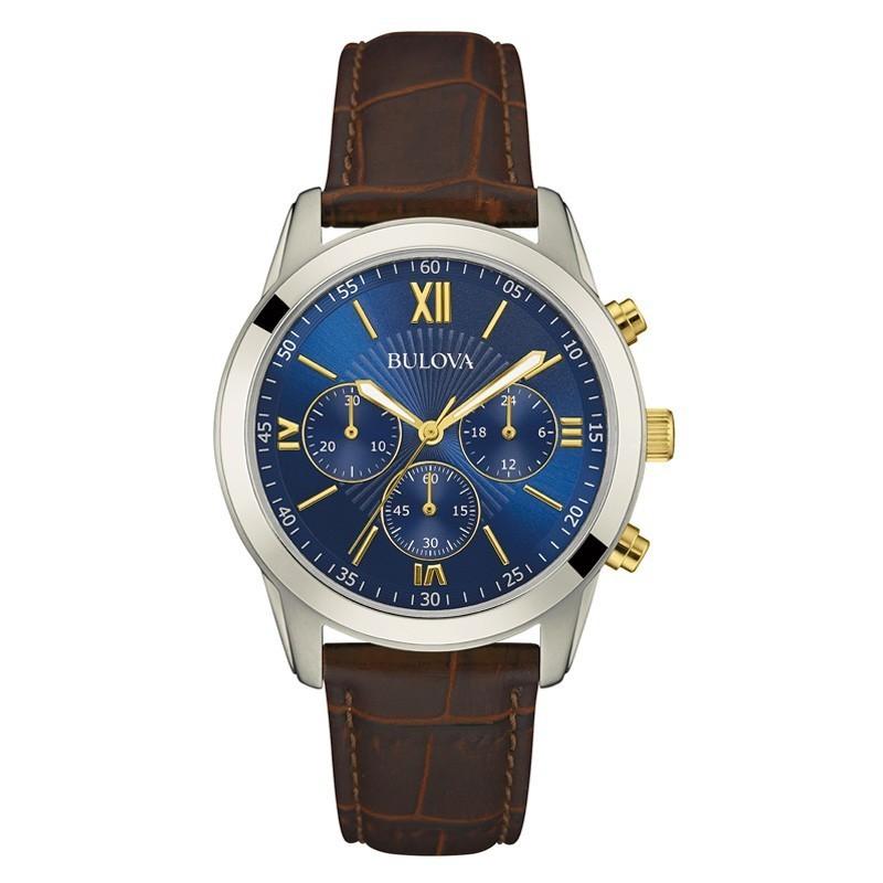 Relógio Bulova Masculino - WB22382A  - Dumont Online - Joias e Relógios