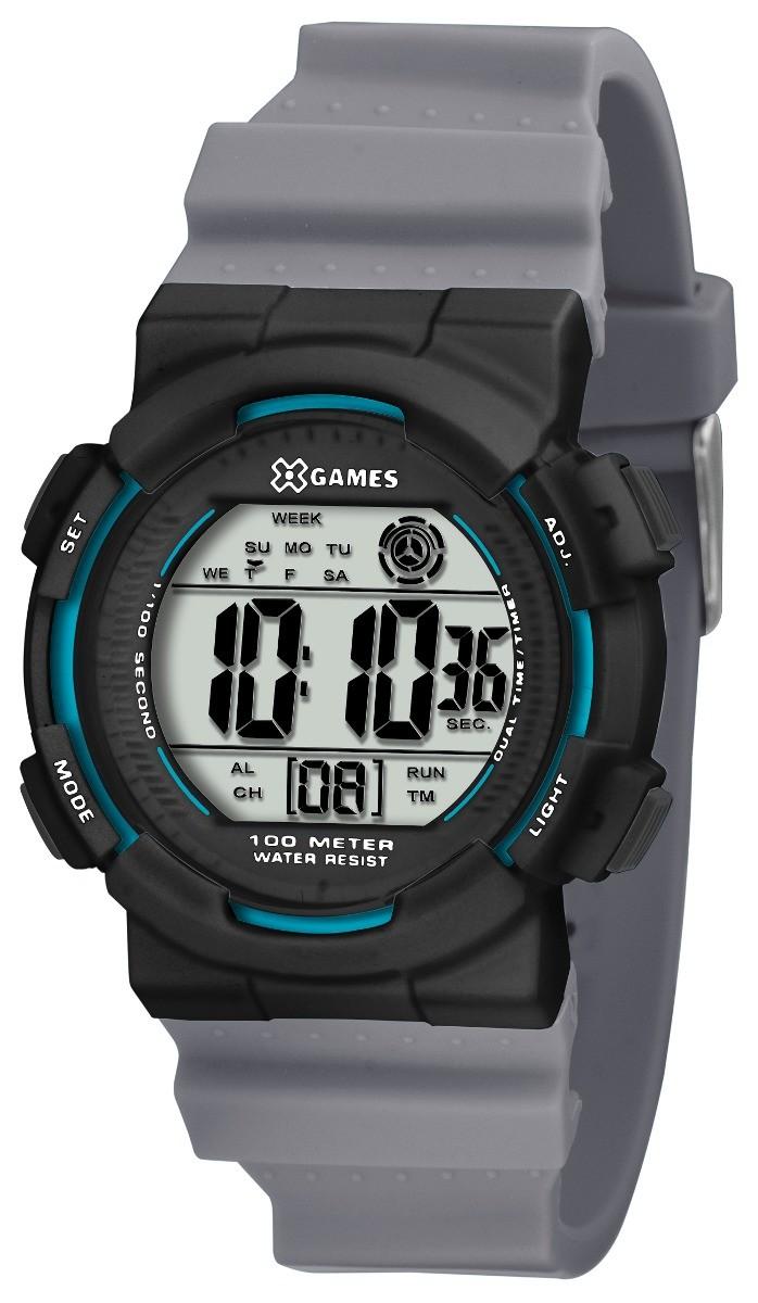 Relógio X-Games Masculino - XKPPD020 BXGX  - Dumont Online - Joias e Relógios