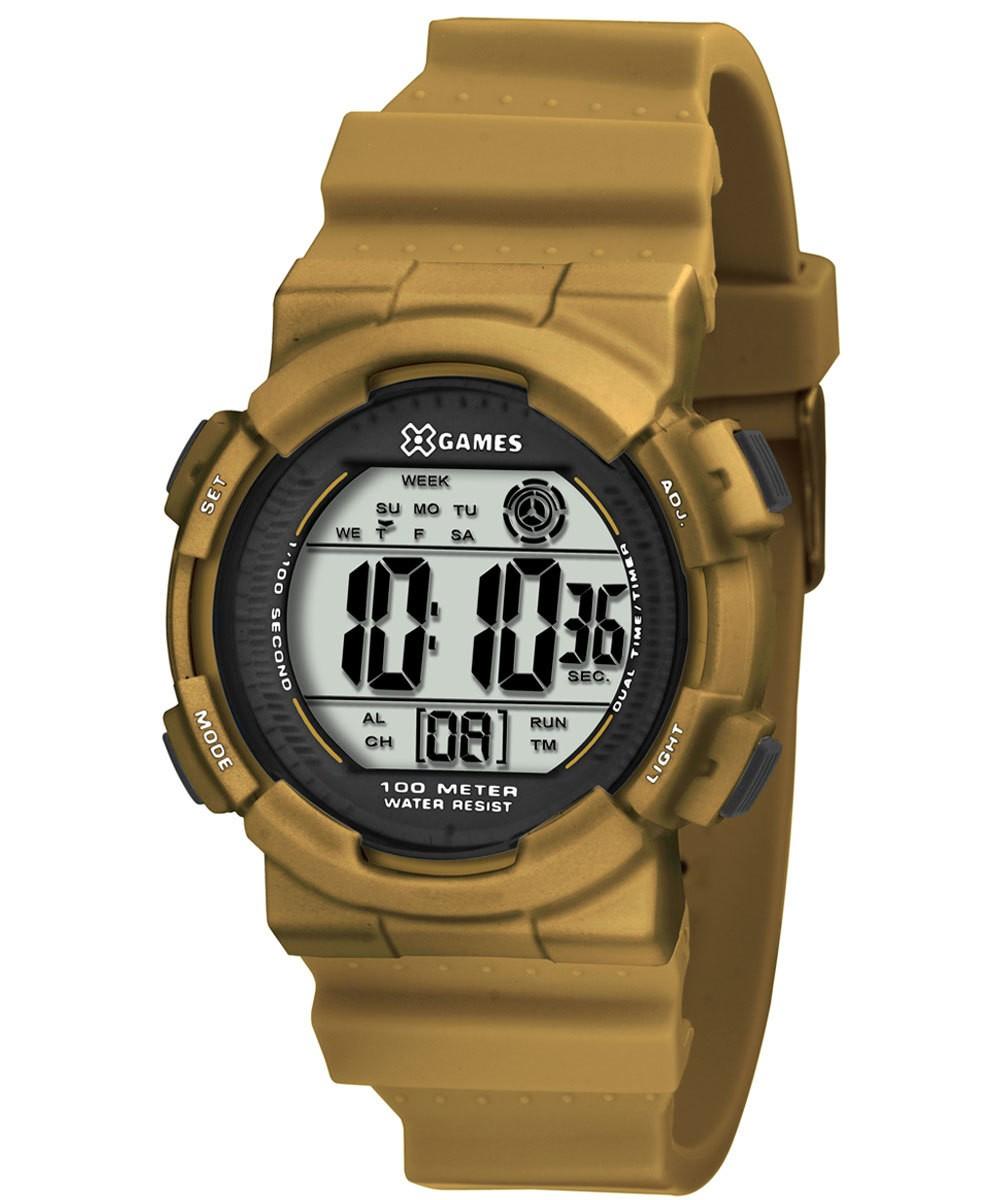 Relógio X-Games Masculino - XKPPD022 BXKX  - Dumont Online - Joias e Relógios