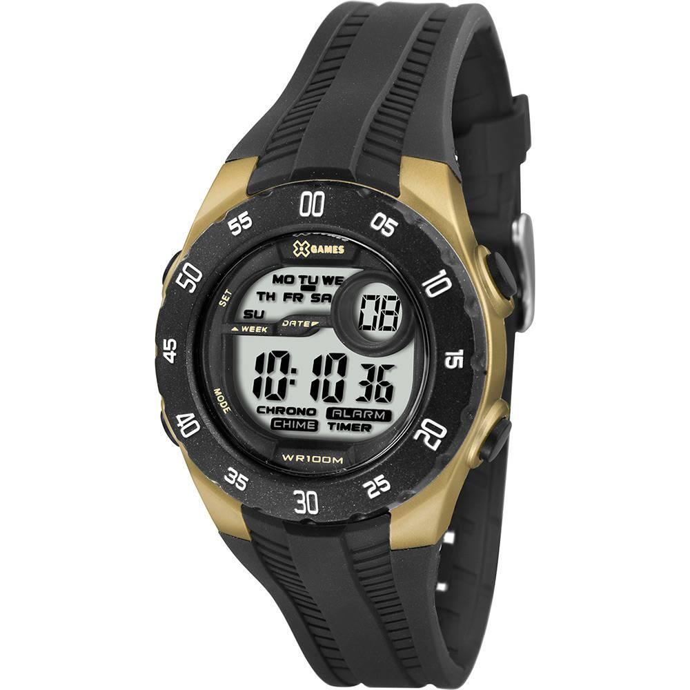 Relógio X-Games Masculino - XKPPD028 BXPX  - Dumont Online - Joias e Relógios